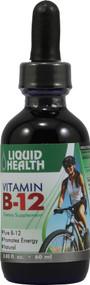 Liquid Health, Vitamin B-12 Methylcobalamin - 59 mL