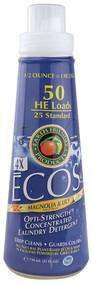 Earth Friendly, ECOS 4X Laundry Detergent Magnolia & Lily - 25 fl oz