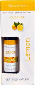 SpaRoom Pure Essential Oil Lemon Cleanse - 0.33 fl oz