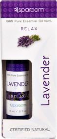 SpaRoom Pure Essential Oil Lavender Relax - 0.33 fl oz