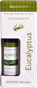 SpaRoom Pure Essential Oil Eucalyptus Invigorate - 0.33 fl oz