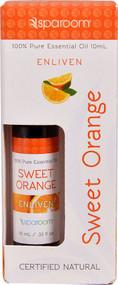 SpaRoom Pure Essential Oil Sweet Orange Enliven - 0.33 fl oz