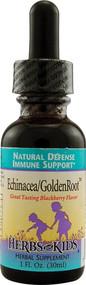 Herbs For Kids Echinacea GoldenRoot Blackberry - 1 fl oz