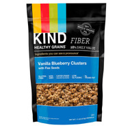 3 PACK of KIND Bars, Healthy Grains, Vanilla Blueberry Clusters with Flax Seeds, 11 oz (312 g)