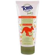 Toms of Maine, Baby, Moisturizing Lotion, Lightly Scented, 6 oz (170 g)