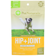 3 PACK OF Pet Naturals of Vermont, Hip + Joint, For Dogs , 60 Chews, 3.17 oz (90 g)