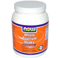 3 PACK of Now Foods, Whole Psyllium Husks, 12 oz (340 g)