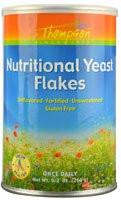 Thompson, Nutritional Yeast Flakes - 9.2 oz