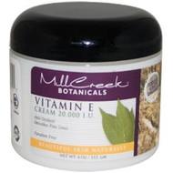 Mill Creek, Vitamin E Cream, 20,000 IU, 4 oz (113 g)