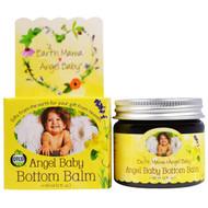 Earth Mama, Baby, Organic Diaper Balm, 2 fl oz (60 ml)
