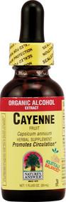 Natures Answer, Cayenne Fruit - 1 fl oz