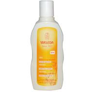 Weleda Oat Replenishing Shampoo Dry & Damaged Hair -- 6.4 fl oz
