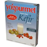Yogourmet, Kefir Starter, Freeze-Dried, 6 Packets, 5 g Each