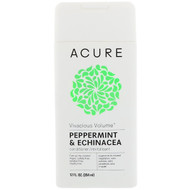 3 PACK OF Acure, Vivacious Volume Conditioner, Peppermint & Echinacea, 12 fl oz (354 ml)
