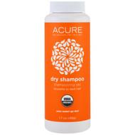 Acure, Dry Shampoo, For Brunette to Dark Hair, 1.7 oz (48 g)