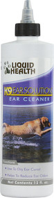 Liquid Health K-9 Ear Solutions - 12 fl oz