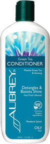 Aubrey, Green Tea Conditioner Mandarin Splash - 11 fl oz