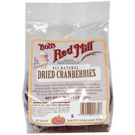 Bobs Red Mill, Dried Cranberries, 8 oz (226 g)