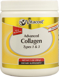 Vitacost Advanced Collagen Types 1 & 3 - 6600 mg - 7 oz