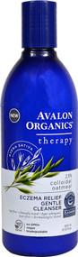 Avalon Organics Therapy Eczema Relief Gentle Cleanser - 12 fl oz