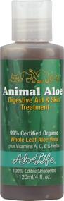 3 PACK of Aloe Life Animal Aloe Digestive Aid And Skin Treatment -- 4 fl oz