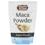 3 PACK of Foods Alive, Superfoods, Maca Powder, 8 oz (227 g)