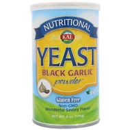 KAL, Nutritional Yeast, Black Garlic Powder, 6 oz (170 g)