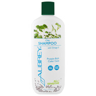 Aubrey Organics, Shampoo, Color Care, All/Sensitive, Chia, 11 fl oz (325 ml)