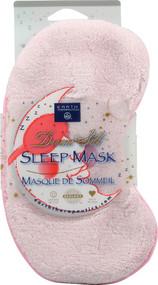 Earth Therapeutics, Sleep Mask Pink - 1 Mask