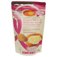 Linwoods, Ground Flaxseed, Almonds, Brazil Nuts, Walnuts, Co-Enzyme Q10, 7.1 oz (200 g)