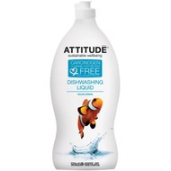 ATTITUDE, Dishwashing Liquid, Wildflowers, 23.7 fl oz (700 ml)