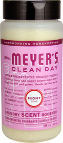 Mrs. Meyers Clean Day Laundry Scent Booster Peony - 18 oz