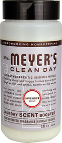 Mrs. Meyers Clean Day Laundry Scent Booster Lavender - 18 oz