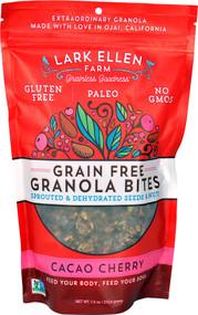Lark Ellen Farm Grain Free Granola Bites  Cacao Cherry - 7.5