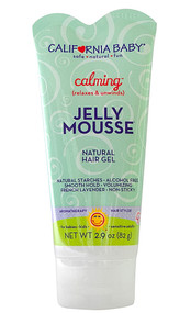 California Baby, Jelly Mousse Calming French Lavender - 2.9 oz