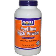 3 PACK of Now Foods, Psyllium Husk Powder, 12 oz (340 g)