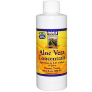 Now Foods, Aloe Vera Concentrate, 4 fl oz (118 ml)
