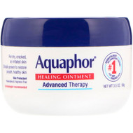 3 PACK OF Aquaphor, Healing Ointment, Skin Protectant, 3.5 oz (99 g)