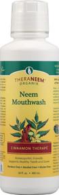 Organix South, TheraNeem Naturals Cinnamon Therape, Neem Mouthwash, 16 fl oz (480 ml)