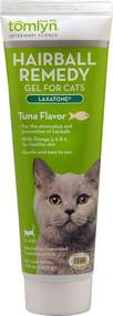 Tomlyn, Hairball Remedy Gel For Cats,  Tuna - 4.25 oz