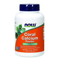 NOW Foods Coral Calcium Powder - 6 oz
