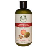 Petal Fresh, Pure, Moisturizing Conditioner, Grape Seed & Olive Oil, 16 fl oz (475 ml)