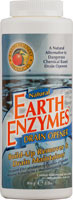 3 PACK of Earth Friendly Earth Enzymes Drain Opener -- 2 lbs