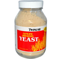 Twinlab, Genuine Brewer's Yeast, 18 oz (510 g)