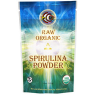Earth Circle Organics, Raw Organic Spirulina Powder, 4 oz (113 g)
