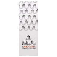 Alaffia, Facial Mist, Toning Coconut, 3.4 fl oz (100 ml)