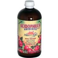 Natures Life, Acidophilus Probiotic Pro-96, Apple Orchard, 16 fl oz (474 ml)