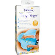 Summer Infant, The Original Tiny Diner Portable Placemat, Blue, 1 Mat