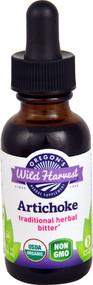 Oregons Wild Harvest Organic Artichoke - 1 fl oz