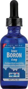 Trace Minerals Research Ionic Boron - 6 mg - 2 fl oz